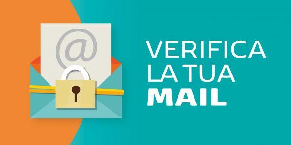 Verifica la tua mail